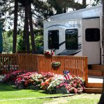 Scenic Lodging Park Rapids RV Parks