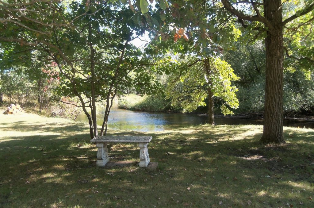RV Sites on the Fish Hook River