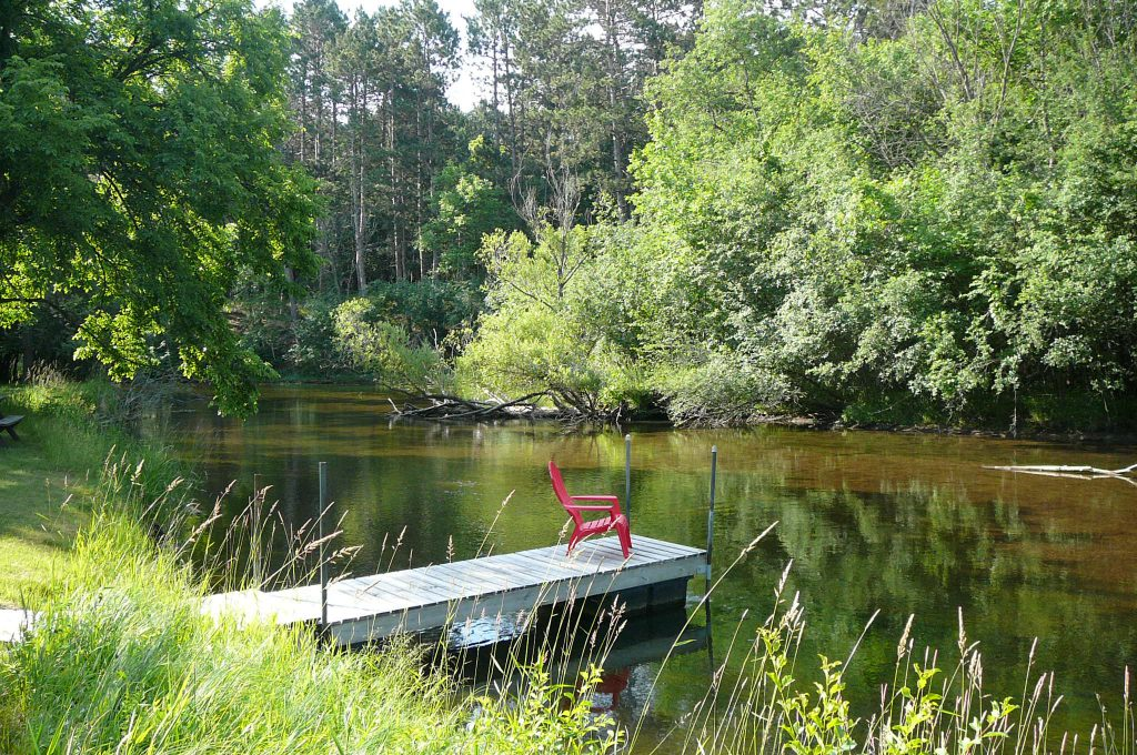Fish Hook River RV Campsites