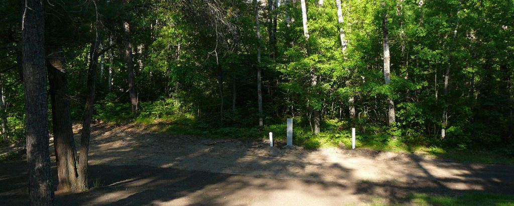 New Park Rapids RV sites