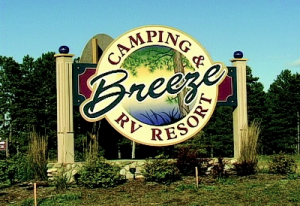 Breeze northern Minnesota RV Park and Campground