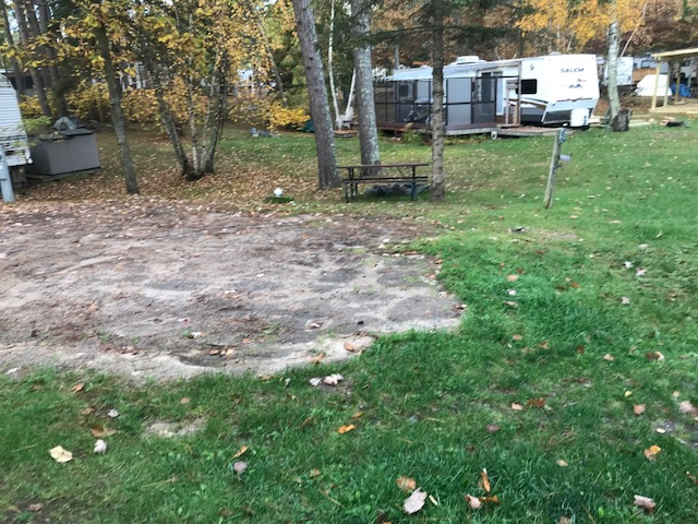 Breeze Campground RV Site A-13