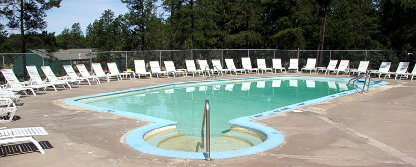 Eagle Lake Resort Pool