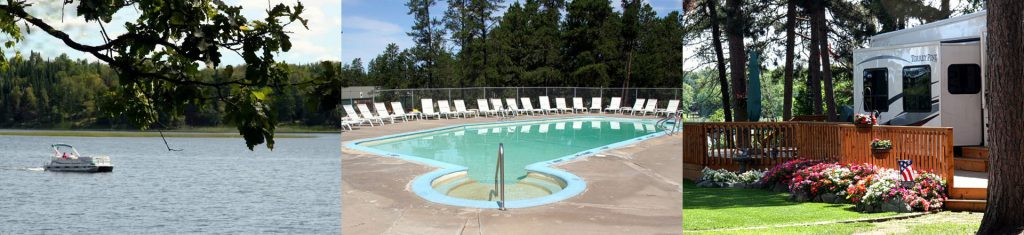 Breeze RV Resort Park Rapids MN