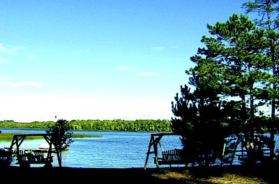 Campground on Eagle Lake