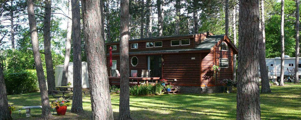RV Park in Northern Minnesota - Big Pines Resort